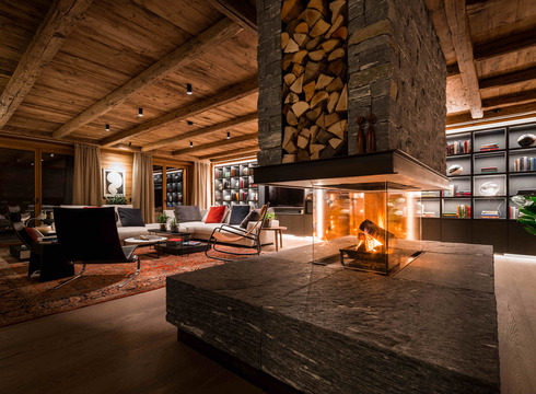Chalet Arula Two ski chalet in Lech