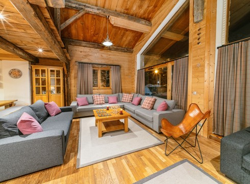 Chalet Lodge Chablis ski chalet in Val d'Isere