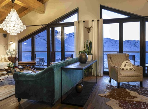 Chalet Cullinan ski chalet in Val Thorens