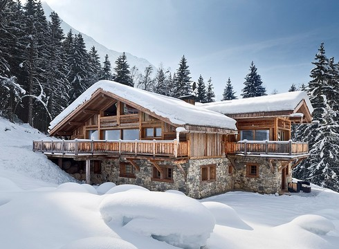 Chalet Amazon Creek ski chalet in Chamonix
