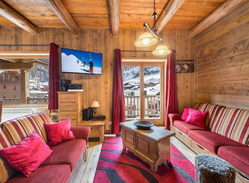 Chalet Thovex ski chalet in Val d'Isere