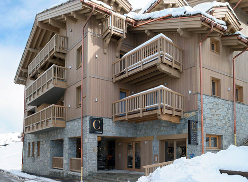 Mammoth Lodge - D15 ski chalet in Courchevel Moriond
