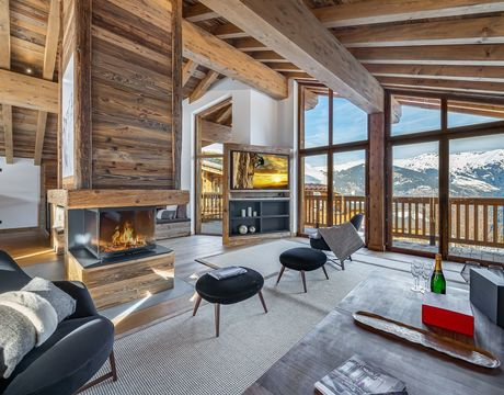 self catering ski chalets