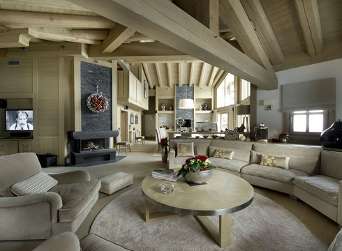 Chalet Hidden Peak ski chalet in Courchevel 1850