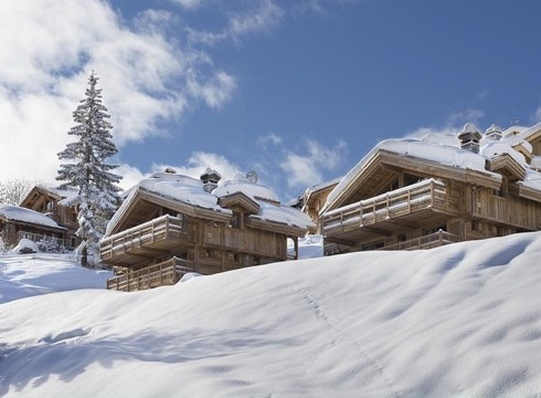 Chalet Makalu ski chalet in Courchevel Village