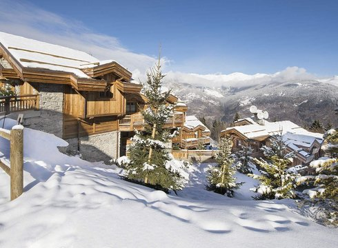 Chalet M ski chalet in Courchevel Village